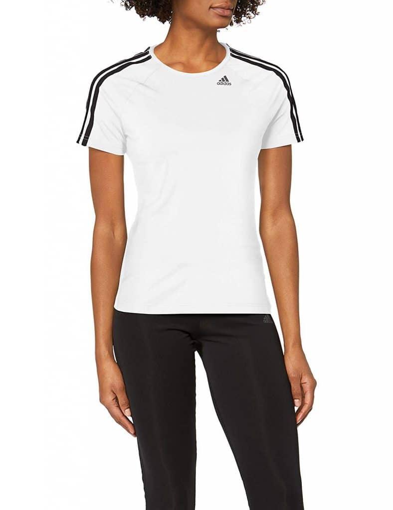 Camisetas Deportivas de chica Adidas