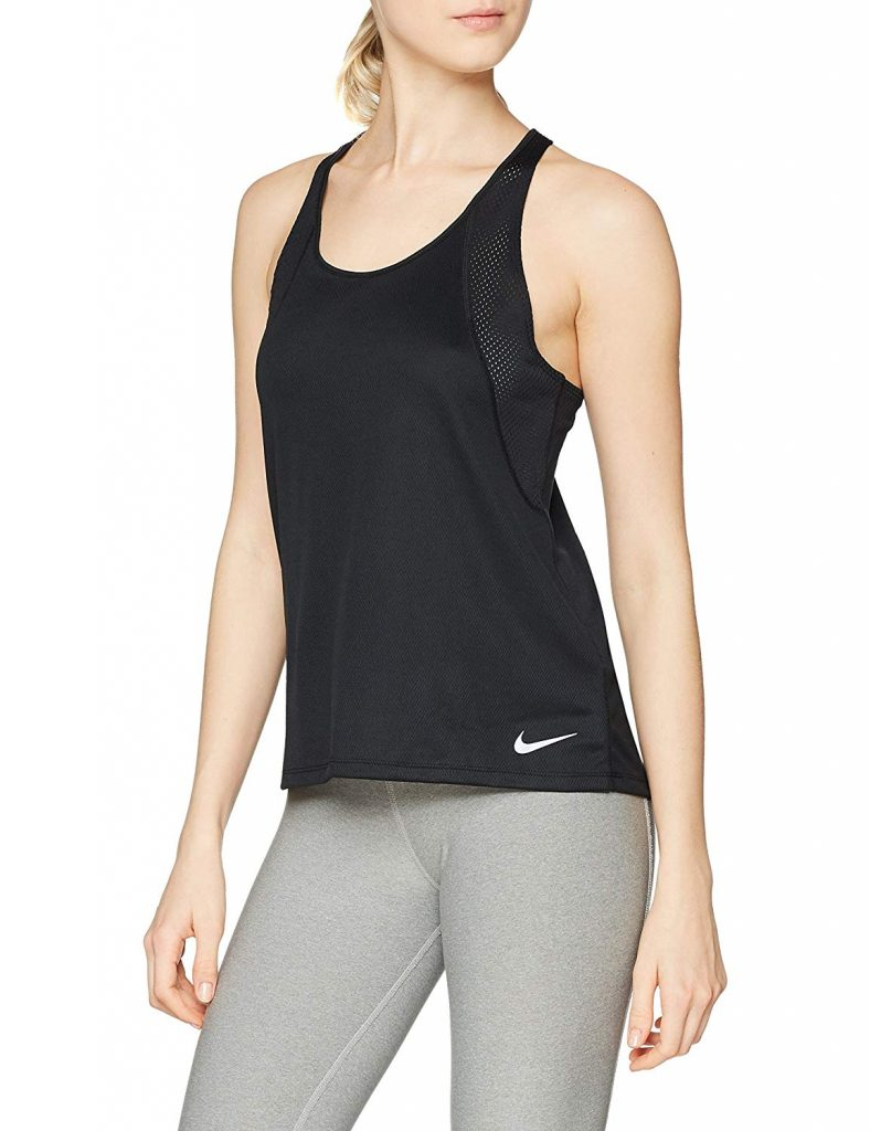Nike Run Camiseta de Tirantes para Mujer