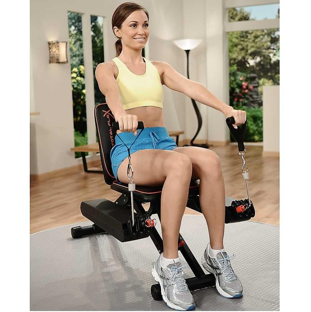 ECO-DE es la maquina por excelencia en el mercado CALIDAD PRECIO para entrenar desde casa, solo necesitas tus ejercicios y listo a entrenar desde tu propia casa eso si las ganas las tienes que poner tu