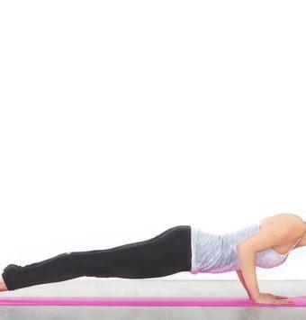 Rutinas de ejercicios en casa
