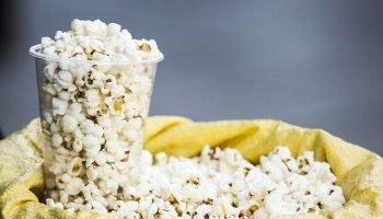 BENEFICIOS de comer palomitas de maíz ¡¡INCREÍBLE!!