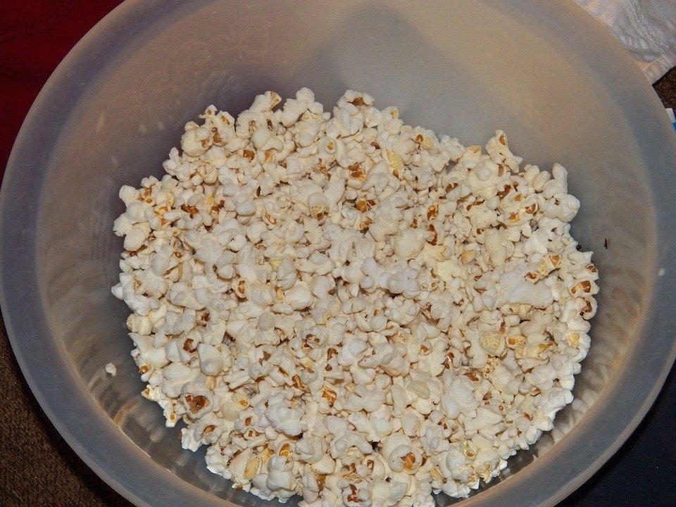 beneficios de las palomitas de maiz