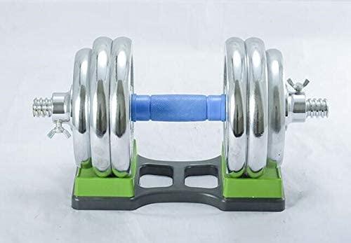 Si estas buscando comodidad a la hora de hacer pesas no puedes dejar escapar esta oportunidad. Modelo Fitness os aconsejamos STARRY SKY Mancuerna con SOPORTE