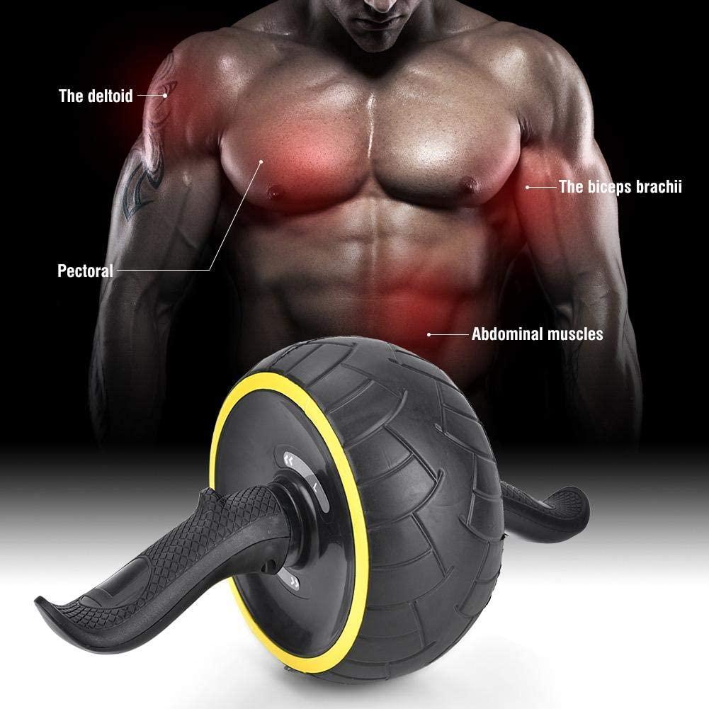 Esta herramienta Fitness no puede faltar en tu hogar, la rueda de rodillos de abdominales es la mejor herramienta para trabajar nuestro abdomen.